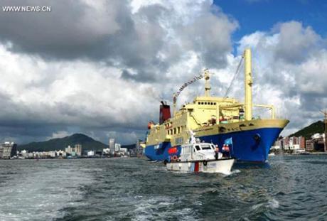 Tình hình Biển Đông mới nhất cho biết Trung Quốc lộ ý đồ mở tuyến du lịch trái phép mới tới Hoàng Sa