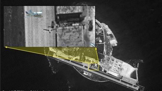 Trung Quốc triển khai máy bay không người lái tàng hình đến đảo Phú Lâm của Việ - See more at: http://www.sggp.org.vn/thegioi/2016/5/422319/#sthash.BYDvcQ7t.dpuf
