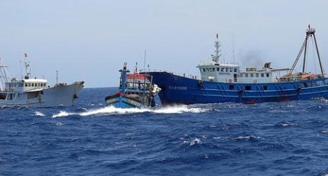 Tình hình Biển Đông hôm nay: Trung Quốc dốc toàn lực phô diễn sức mạnh quân sự ở Biển Đông