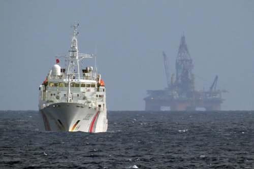 Tình hình Biển Đông có phần hạ nhiệt sau khi Trung Quốc rút giàn khoan