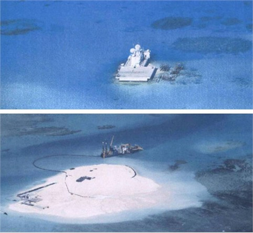 Trung Quốc nhiều lần tuyên bố chủ quyền phi lý trên 2 quần đảo Hoàng Sa, Trường Sa thuộc khu vực Biển Đông Việt Nam