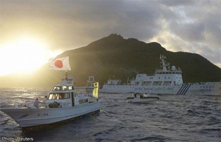 Trung Quốc liên tiếp có những hành động khiến tình hình Biển Đông thêm căng thẳng