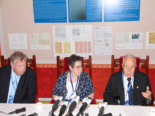 tình hình Biển Đông nhận được sự quan tâm của các chuyên gia luật quốc tế