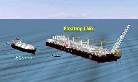Trung Quốc rút giàn khoan là để xây dựng nhà máy nổi sản xuất khí trên Biển Đông?