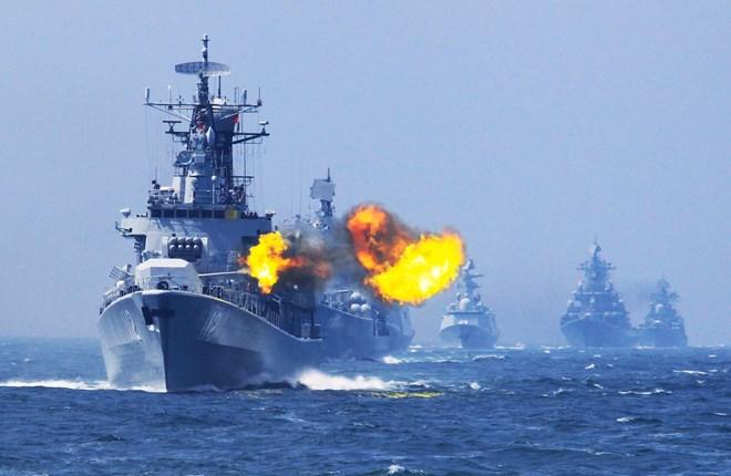 Tướng Trung Quốc dọa tấn công tàu Nhật Bản trên Biển Đông