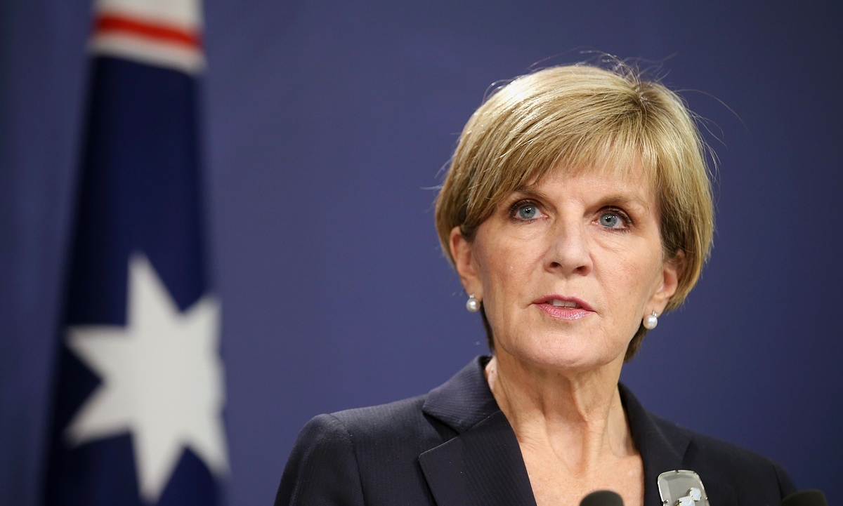Việc đưa tên lửa ra Hoàng Sa được cho là cách để Trung Quốc 'phản pháo' bình luận của Ngoại trưởng Australia về tình hình Biển Đông