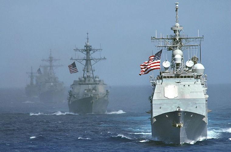 Australia cho rằng việc Mỹ tăng hiện diện quân sự đối phó Trung Quốc ở Biển Đông là 'diễn tiến tự nhiên'