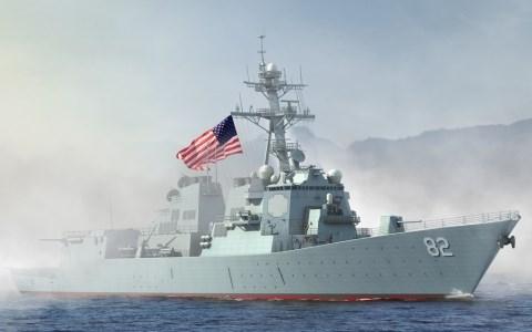 Thời gian này, Mỹ tích cực điều tàu khu trục và máy bay tuần tra ở Biển Đông