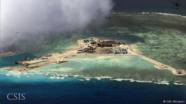 Tình hình Biển Đông mới nhất: Trung Quốc lớn lối 'dọa nát' Mỹ ở Biển Đông