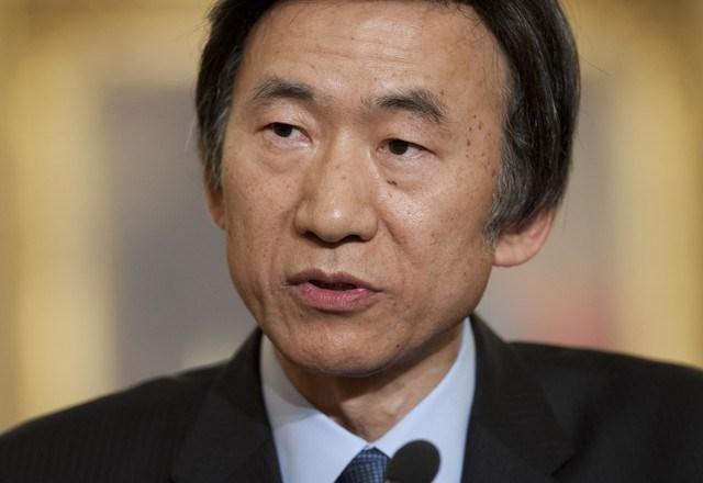 Ngoại trưởng Hàn Quốc bác tin đồn nước này bị Mỹ ép phải lên tiếng về tình hình Biển Đông hiện nay