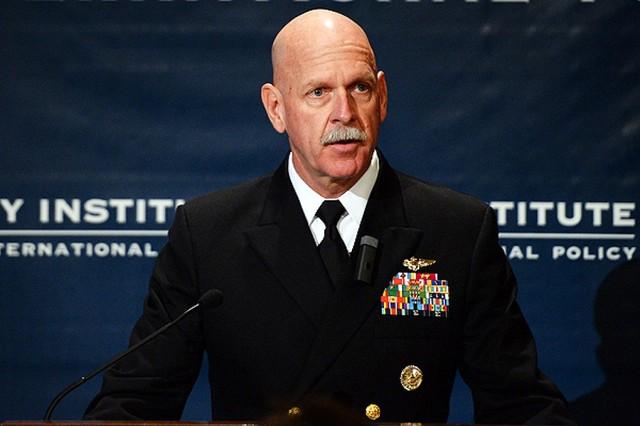 Tướng Mỹ Scott Swift cho rằng tình hình Biển Đông ngày một căng thẳng khiến các nước đổ tiền của vào việc chạy đua vũ trang