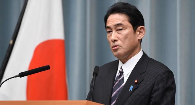 Ngoại trưởng Nhật Bản Fumio Kishida tuyên bố Nhật Bản sẽ thách thức tham vọng độc chiếm Biển Đông của Trung Quốc