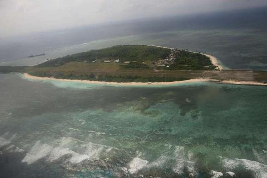 Mỹ kêu gọi các nước tăng cường tuần tra Biển Đông sau thông tin Trung Quốc đưa tên lửa ra Hoàng Sa