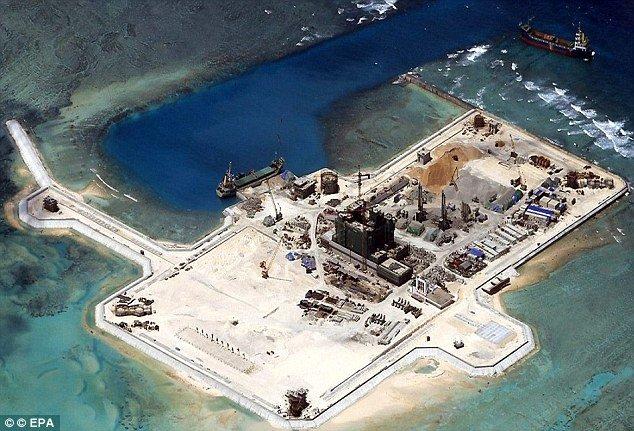 Trung Quốc đã không ít lần bị dư luận quốc tế lên án kịch liệt vì những động thái làm căng thẳng thêm tình hình Biển Đông