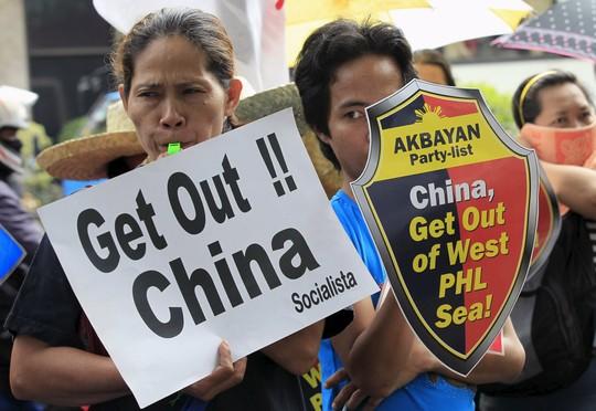 16 ngư dân Philippines kiện Trung Quốc về tranh chấp Biển Đông