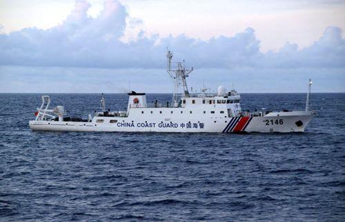 Với đội tàu tuần duyên khổng lồ, Trung Quốc có thể làm thay đổi cán cân sức mạnh ở Biển Đông và Hoa Đông