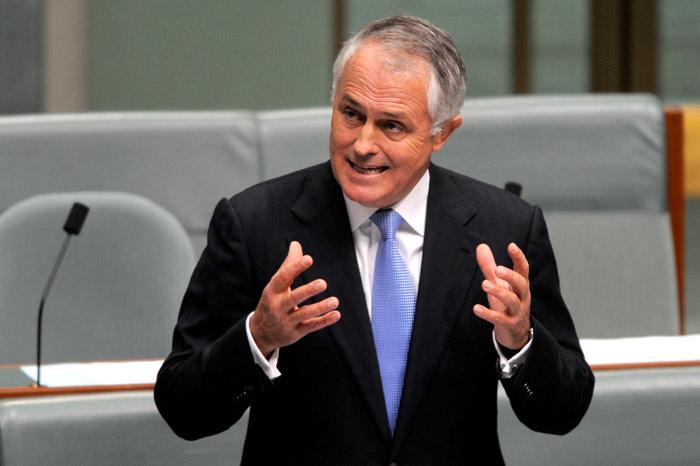 Trước đó, Tân Thủ tướng Australia Malcolm Turnbull cho rằng Trung Quốc đang 'đi quá giới hạn' ở Biển Đông