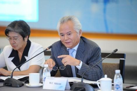 Chủ tịch Viện Quốc gia Trung Quốc về Biển Đông Wu Shicun vô lý tuyên bố 'cải tạo đảo không gây hại môi trường'