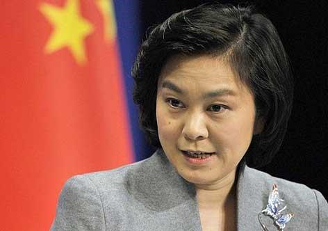 Người phát ngôn Bộ Ngoại giao Trung Quốc Hoa Xuân Oánh đã không ít lần phát biểu ngang ngược về tình hình Biển Đông