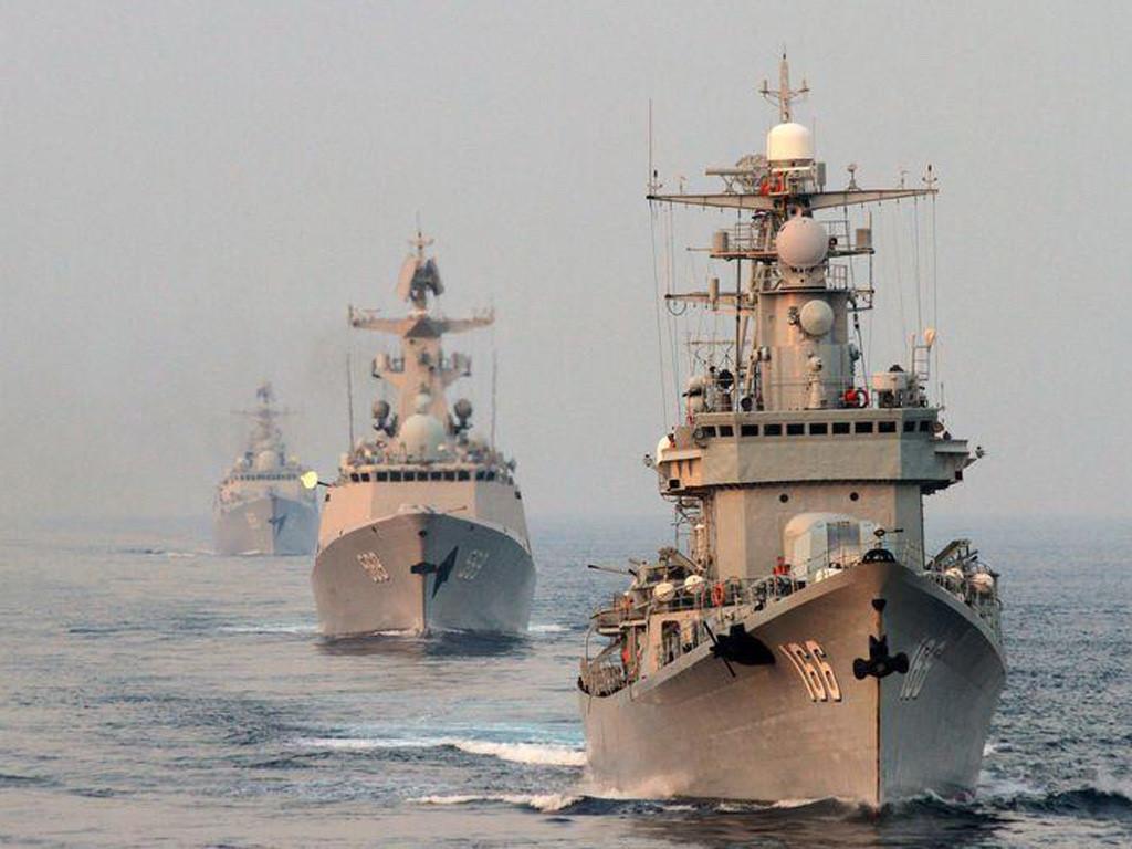 Trung Quốc đang dốc sức trang bị vũ khí cho Hạm đội Nam Hải trong bối cảnh tình hình Biển Đông đang 'tăng nhiệt'