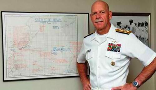 Những bình luận của Đô đốc Scott Swift, Tư lệnh Bộ Tư lệnh Thái Bình Dương khiến nhiều người liên tưởng đến tình hình Biển Đông hiện nay