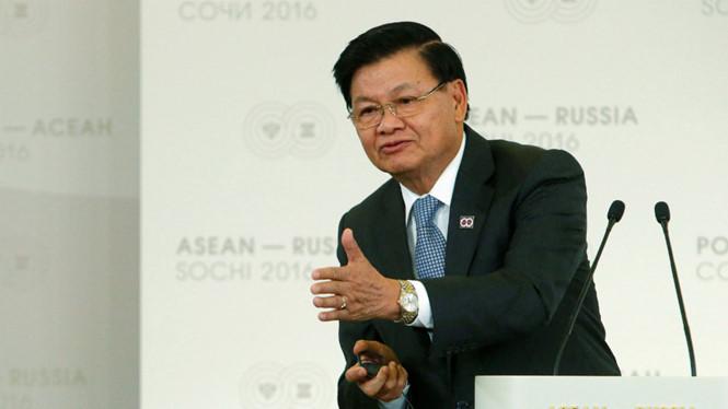 Lào kêu gọi 'đàm phán song phương' về vấn đề Biển Đông