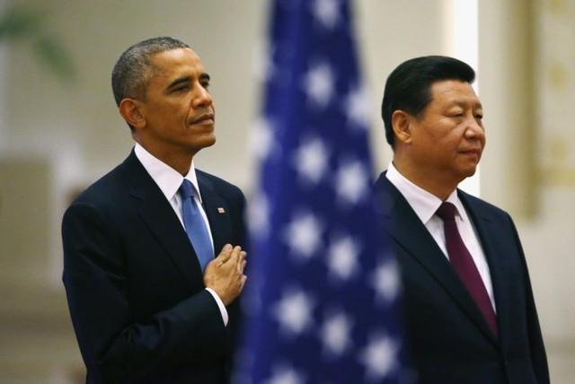 Thông tin Washington điều quân tới Biển Đông chỉ diễn ra vài ngày sau chuyến thăm Mỹ của Chủ tịch Trung Quốc Tập Cận Bình