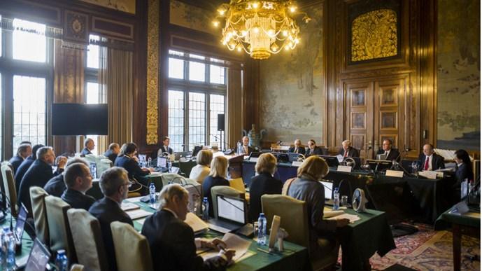 Tòa trọng tài thường trực (PCA) đã ra phán quyết khẳng định có đủ thẩm quyền xét xử vụ kiện Biển Đông