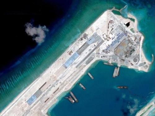 Báo Australia cho rằng, Trung Quốc sẽ sớm quân sự hóa các đảo nhân tạo bao trùm cả Biển Đông vào trước năm 2017