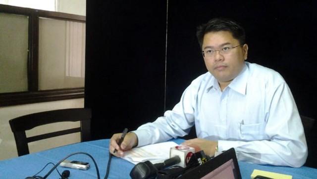 Phát ngôn viên Bộ Quốc phòng Philippines Peter Paul Galvez yêu cầu Trung Quốc ngừng 'dối trá' khi đề cập đến tình hình Biển Đông hiện nay