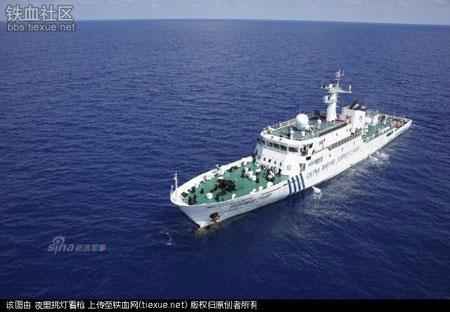 Trung Quốc đang ngày càng táo tợn hơn ở khu vực Biển Đông