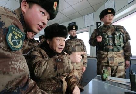 Tập Cận Bình thúc đẩy mạnh mẽ yêu sách chủ quyền vô lý của Trung Quốc ở Biển Đông