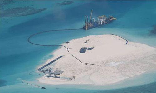 Tình hình Biển Đông ngày 18/10: Trung Quốc mở rộng Gạc Ma chiếm đóng trái phép của Việt Nam