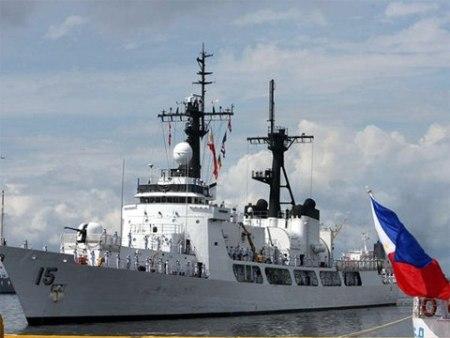 Philippines đưa loạt tàu chiến