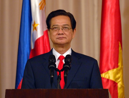 Thủ tướng Nguyễn Tấn Dũng cảnh báo bất ổn Biển Đông có thể tác động tiêu cực tới toàn thế giới