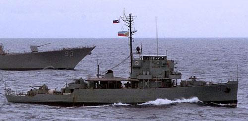 'Philippines không thể duy trì chiến tranh cường độ thấp' ở Biển Đông