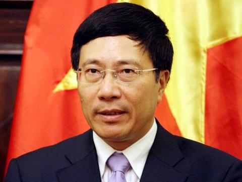 Phó Thủ tướng Phạm Bình Minh chia sẻ về tình hình Biển Đông hiện nay
