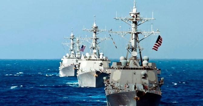 tình hình Biển Đông dần trở thành một trong những ưu tiên hàng đầu của Mỹ