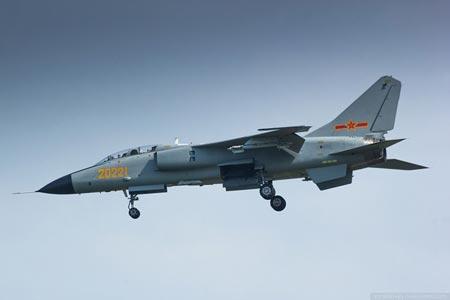 Trung Quốc cải tiến máy bay JH-7 cho xung đột Biển Đông