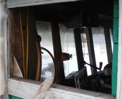 """tình hình Biển Đông ngày 23/10: Cửa kính và dây hơi trên tàu Việt Nam bị tàu """"lạ"""" đập vỡ"""