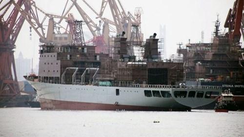 tình hình Biển Đông ngày 23/10: Tàu tiếp tế mới lớp 15.000 tấn của Trung Quốc