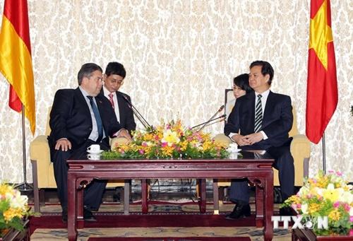 Phó thủ tướng kiêm Bộ trưởng Kinh tế và Năng lượng Đức quan ngại về tình hình Biển Đông