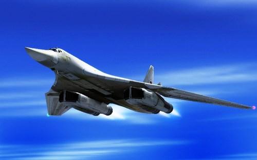 Máy bay phản lực của Nga sẽ sớm hoạt động ở khu vực Biển Đông