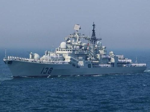 Mỹ - Nhật sẽ tập trận chung trên biển Hoa Đông vào tháng 11 tới