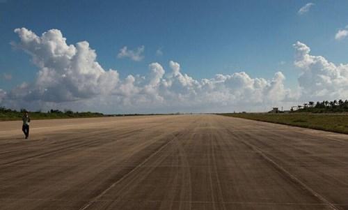 tình hình Biển Đông trở nên căng thẳng vì sân bay trái phép Trung Quốc xây dựng ở Phú Lâm