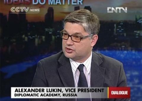 Phó Giám đốc Viện ngoại giao Nga Aleksander Lukin bình luận về tình hình Biển Đông hiện nay