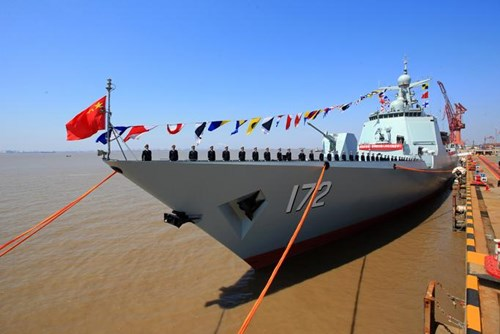 Trung Quốc được cho là đang nắm lợi thế trong việc kiểm soát tình hình Biển Đông
