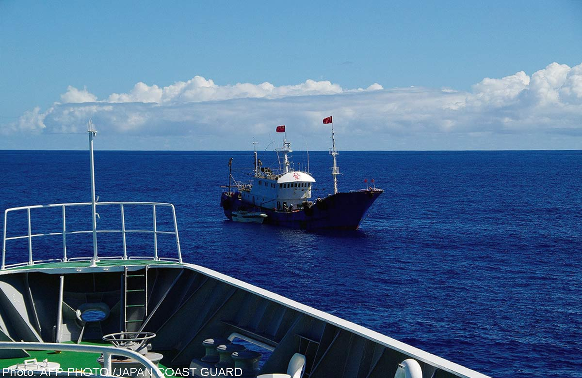 Tình hình Biển Đông ngày 28/10: Tàu Zheling Yuyun 622 trong vùng đặc quyền kinh tế Nhật