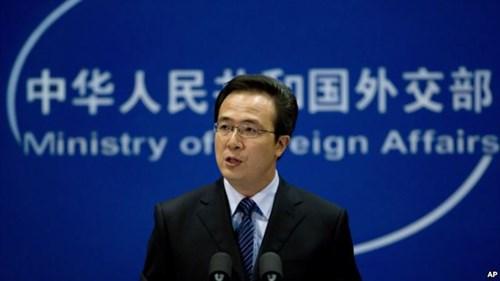 """Bộ Ngoại giao Trung Quốc thường xuyên """"nhận vơ"""" chủ quyền ở biển Đông"""