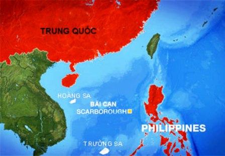 quốc tế lo ngại vì tình hình Biển Đông và Hoa Đông ngày càng căng thẳng